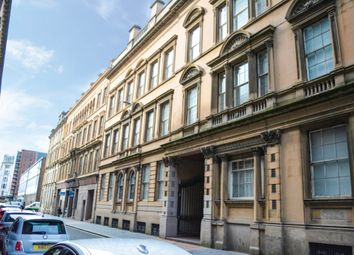 Thumbnail 1 bed flat for sale in Miller Street, Flat 3/4, Merchant City, Glasgow