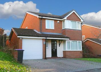 Thumbnail 4 bedroom property for sale in Whitworth, Randlay, Telford