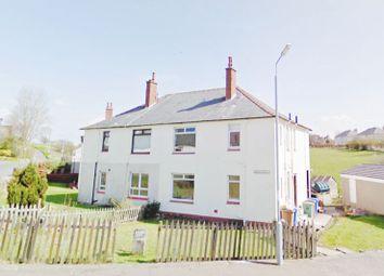 Thumbnail 2 bed flat for sale in 10, Burns Street, Tarbolton KA55Ra