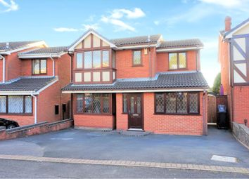 4 bed detached house for sale in Fremont Drive, Milking Bank DY1