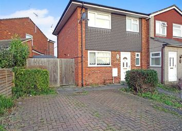 Thumbnail 2 bed end terrace house for sale in Petunia Crescent, Chelmsford, Essex