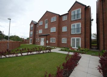 Thumbnail 2 bed flat to rent in Chamberlain Gardens, Bredbury, Stockport