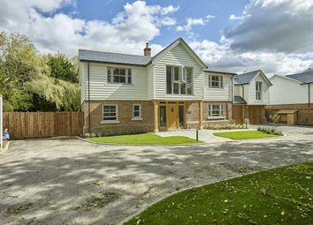 Thumbnail 5 bed detached house for sale in Perrywood Lane, Watton At Stone, Herts