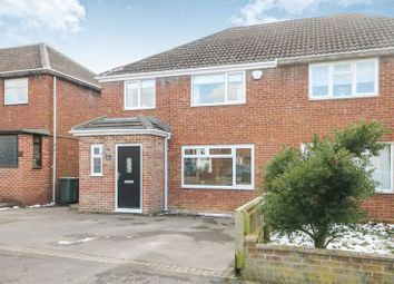 Thumbnail 3 bed semi-detached house for sale in Stratfield Road, Kidlington