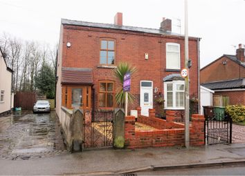 Thumbnail 2 bed cottage for sale in Lower Green Lane, Manchester