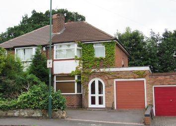 Thumbnail 3 bedroom semi-detached house for sale in Brookvale Road, Solihull