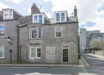 Thumbnail 1 bedroom flat for sale in North Silver Street, Aberdeen