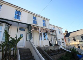 Thumbnail 4 bed terraced house for sale in Homer Park, Saltash