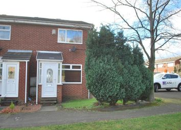Thumbnail 2 bedroom terraced house to rent in Worthing Close, Wallsend