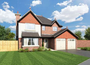 """Thumbnail 4 bed detached house for sale in Plot 38, """"The Hampsfell"""" Walton Gardens, Liverpool Road, Hutton"""