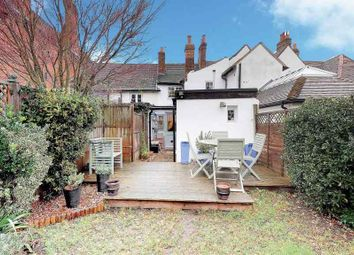 Thumbnail 2 bed cottage for sale in London Street, Chertsey