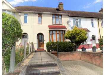 Thumbnail 3 bed terraced house for sale in Twydall Lane, Twydall, Gillingham