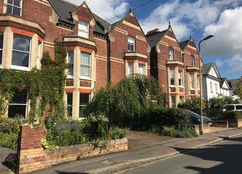 Thumbnail 6 bed terraced house for sale in St. Leonards Road, St. Leonards, Exeter