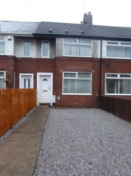 2 bed terraced house to rent in Wold Road, Hull HU5