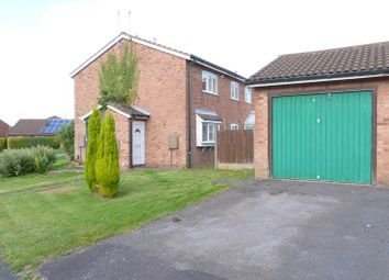 Thumbnail 1 bedroom semi-detached house for sale in Chamberlain Way, Biddulph, Staffordshire