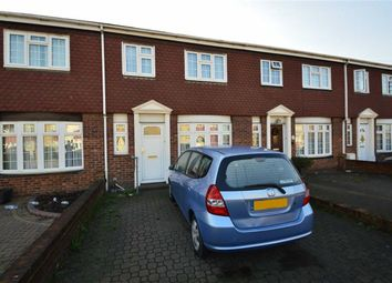 Thumbnail 3 bed terraced house for sale in Marston Road, Clayhall, Essex