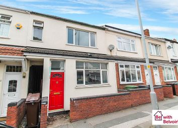 Thumbnail 6 bed terraced house for sale in Gorsebrook Road, Wolverhampton