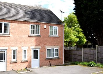 Thumbnail 3 bed semi-detached house for sale in Byron Street, Ilkeston, Derbyshire