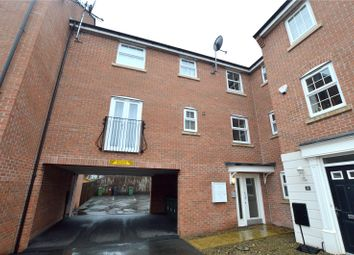 Thumbnail 2 bed flat for sale in Edward Close, Pudsey, West Yorkshire