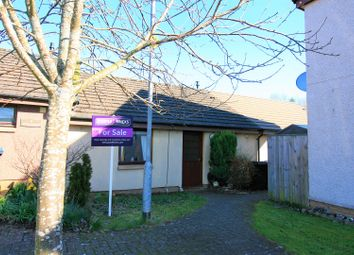 Thumbnail 1 bed bungalow for sale in Killie Court, Galashiels, Tweedbank
