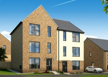 "Thumbnail 4 bed property for sale in ""The Longley At Eclipse, Sheffield"" at Harborough Avenue, Sheffield"