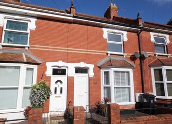 Thumbnail 2 bed terraced house for sale in Halesleigh Road, Bridgwater