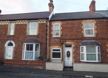 Thumbnail 4 bed terraced house for sale in Garden Terrace, Denbigh