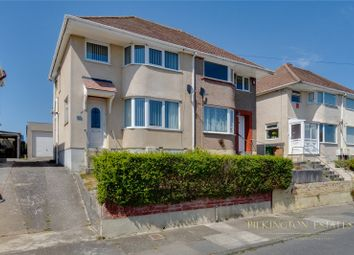 Thumbnail 3 bed semi-detached house for sale in Churchway, Plymouth, Devon