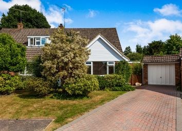 Thumbnail 4 bed property for sale in Squires Close, Crawley Down, Crawley