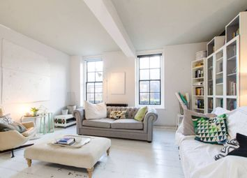 Thumbnail 3 bed flat to rent in Swanfield Street, London