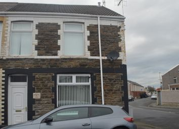 Thumbnail 2 bed end terrace house for sale in Dunraven Street, Port Talbot