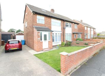 Thumbnail 4 bed semi-detached house for sale in Compass Road, Hull