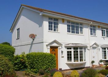 Thumbnail 3 bedroom end terrace house for sale in Budleigh Salterton, Devon