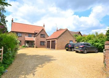 Thumbnail 4 bed detached house for sale in Glosthorpe Manor, Ashwicken, King's Lynn
