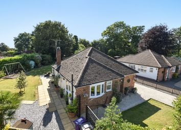 Thumbnail 3 bed detached bungalow for sale in St Marys Rise, Breachwood Green, Hitchin
