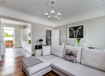 Thumbnail 3 bed flat to rent in Strode Road, Fulham, London