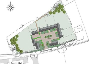 Thumbnail Land for sale in Gorsty Hill Road, Tean, Stoke-On-Trent