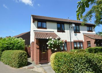 Thumbnail 3 bed semi-detached house for sale in Felsham Way, Thorpe Marriott, Norwich, Norfolk