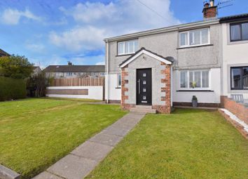 Thumbnail 4 bed semi-detached house for sale in Minster Close, Workington