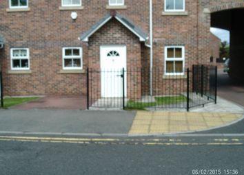 Thumbnail 2 bed flat to rent in Bonnar Court, Hebburn