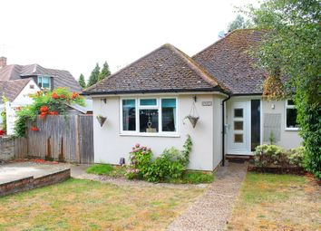 Thumbnail 3 bed semi-detached bungalow for sale in Wharf Road, Frimley Green, Camberley