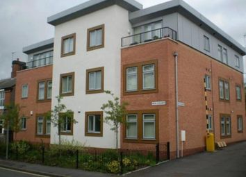 Thumbnail 2 bed flat to rent in Mia Court, Cannock, Staffordshire