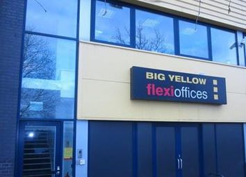 Thumbnail Office to let in Big Yellow Self Storage Barking, Unit A2, 25 Alfreds Way, Barking