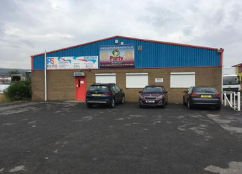 Thumbnail Warehouse to let in Unit 45, Pant Industrial Estate, Merthyr Tydfil