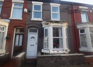 2 bed terraced house for sale in Bodmin Road, Liverpool, Merseyside L4
