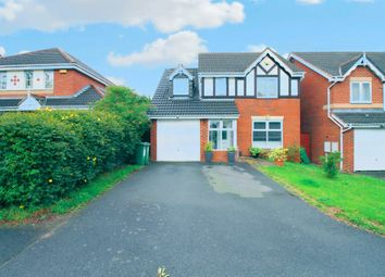 Thumbnail 4 bed detached house for sale in Murby Way, Thorpe Astley, Leicester
