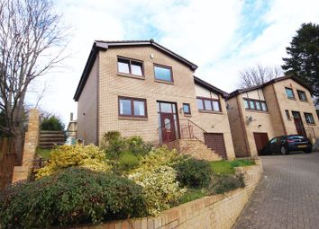 Thumbnail 4 bed detached house for sale in Strathclyde Drive, Rutherglen, Glasgow