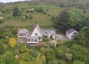 5 bed detached house for sale in Fo Glion Glen Rushen Road, Glen Maye, Isle Of Man IM5