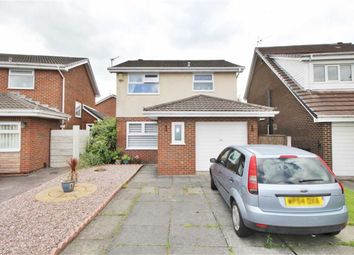 Thumbnail 3 bed detached house for sale in Malham Avenue, Wigan