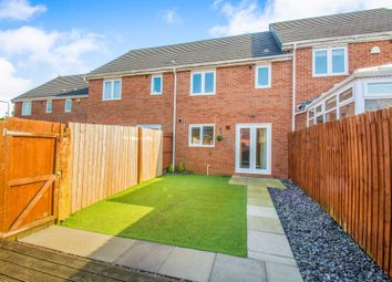 Thumbnail 3 bedroom terraced house for sale in Clos Carno, Bettws, Newport